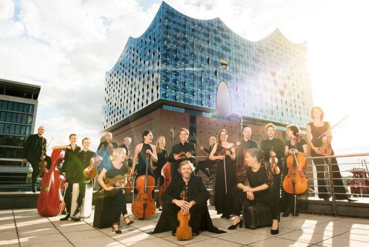 70 Jahre Freie Akademie. Festkonzert in der Elbphilharmonie. - Bild #0