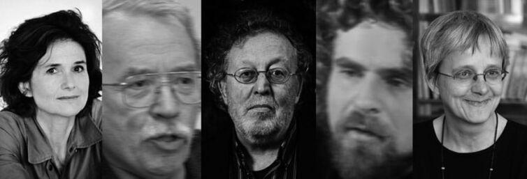 """Zugeneigt. Wolfgang Hegewald stellt """"seinen Walter Kempowski"""" vor und Sabine Peters """"ihren Hubert Fichte"""". - Bild #0"""