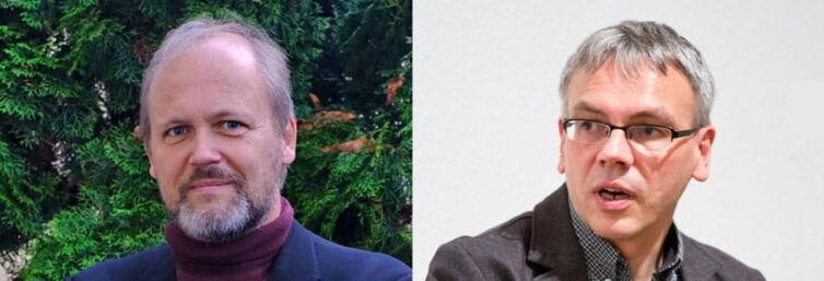 Wolfgang Ullrich und Harry Lehmann im Gespräch - Bild #0