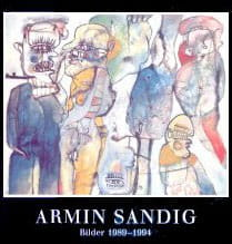 Armin Sandig – Bilder 1989-1994