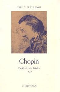 Carl Albert Lange – Chopin: Ein Gedicht in Etüden, 1925