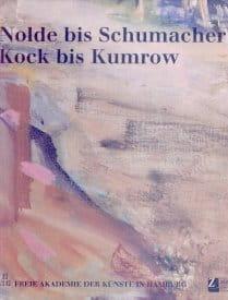 Nolde bis Schumacher – Kock bis Kumrow