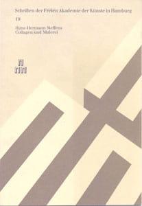 Nr. 19 Hans-Hermann Steffens – Collagen und Malerei 1992